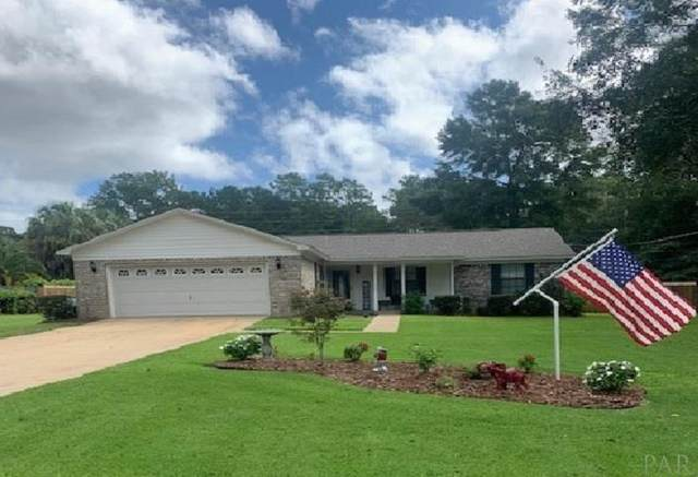 5491 Rowe Trl, Pace, FL 32571 (MLS #578753) :: Coldwell Banker Coastal Realty