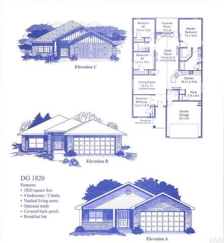4061 Hazelhurst Dr, Pace, FL 32571 (MLS #578754) :: Levin Rinke Realty