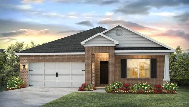 5693 Guinevere Ln, Milton, FL 32583 (MLS #578756) :: Coldwell Banker Coastal Realty