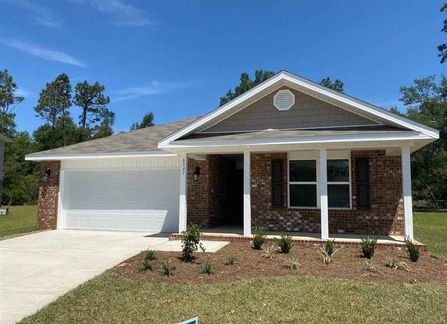 5681 Guinevere Ln, Milton, FL 32583 (MLS #578758) :: Coldwell Banker Coastal Realty