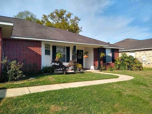 1298 Mazurek Blvd, Pensacola, FL 32514 (MLS #578763) :: Coldwell Banker Coastal Realty