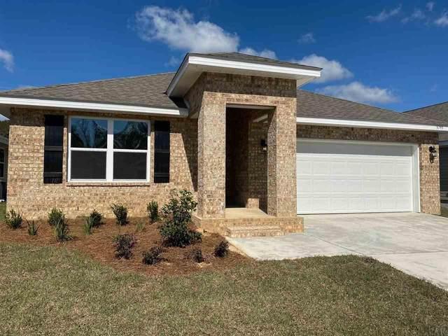 5661 Guinevere Ln, Milton, FL 32583 (MLS #578778) :: Coldwell Banker Coastal Realty