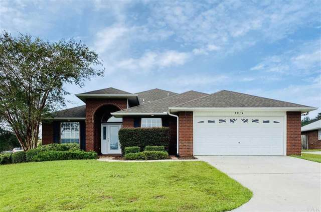5014 Timber Ridge Dr, Pace, FL 32571 (MLS #578817) :: Connell & Company Realty, Inc.