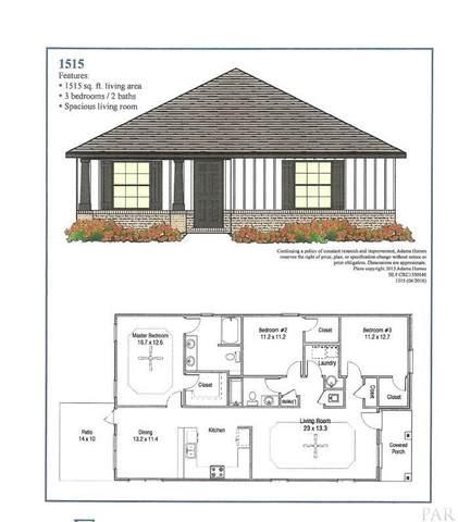 6276 Cardinal Cove Ln, Pensacola, FL 32504 (MLS #578848) :: Vacasa Real Estate