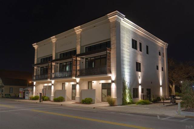 130 W Government St 2A, Pensacola, FL 32502 (MLS #578901) :: Connell & Company Realty, Inc.