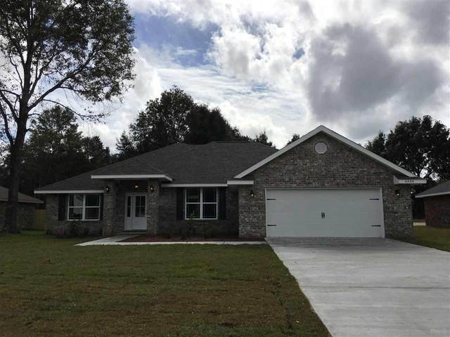 5215 Gaineswood Dr, Milton, FL 32583 (MLS #578922) :: Levin Rinke Realty
