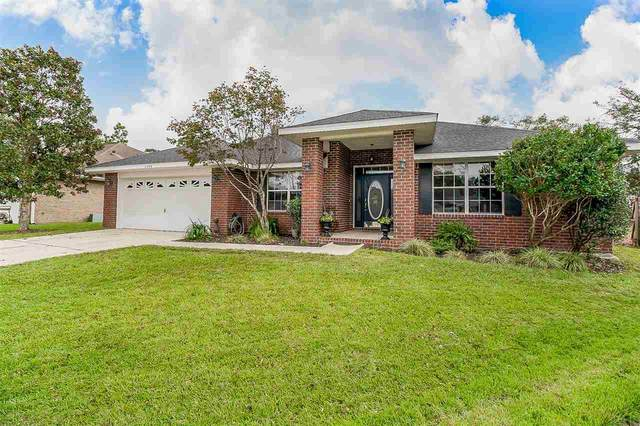 11845 Old Course Rd, Cantonment, FL 32533 (MLS #578945) :: Levin Rinke Realty