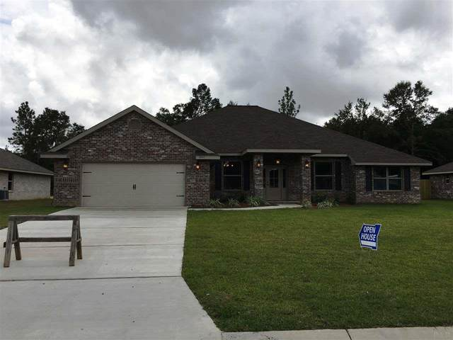 5266 Gaineswood Dr, Milton, FL 32583 (MLS #578992) :: Connell & Company Realty, Inc.