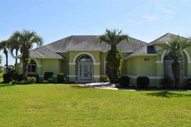 201 Clear Lake Dr, Pensacola, FL 32507 (MLS #578995) :: Levin Rinke Realty