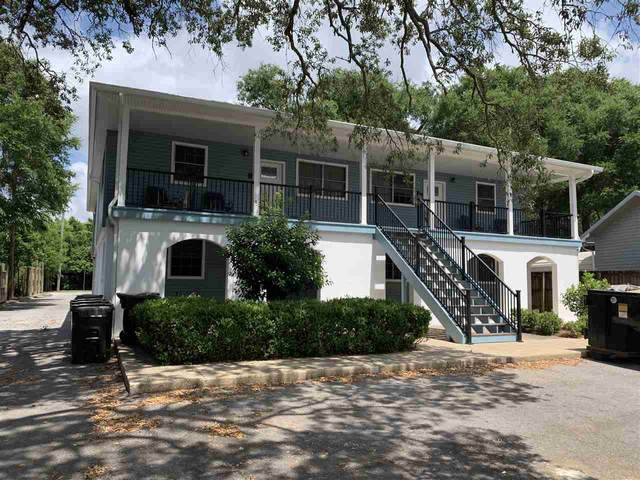 708 Bayshore Dr #3, Pensacola, FL 32507 (MLS #579008) :: Connell & Company Realty, Inc.