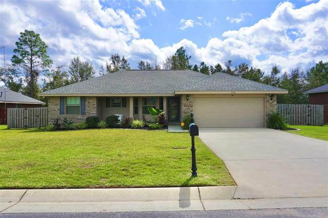 1674 Twin Pines Cir, Cantonment, FL 32533 (MLS #579022) :: Levin Rinke Realty