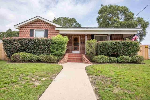 1618 W Garden St, Pensacola, FL 32502 (MLS #579030) :: Coldwell Banker Coastal Realty