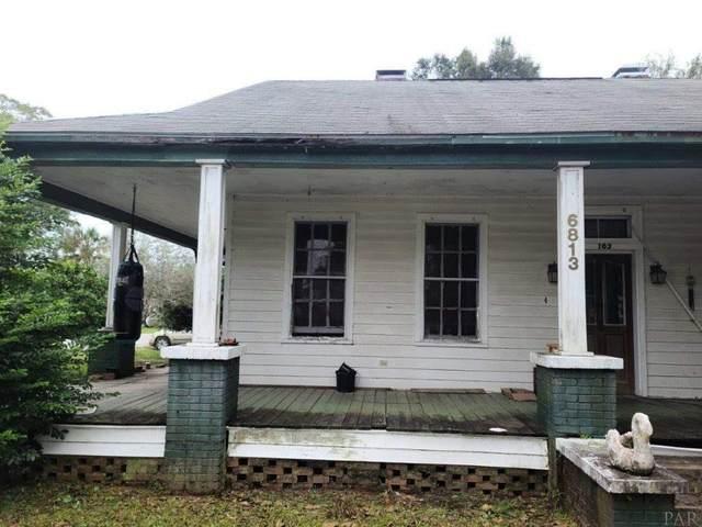 6813 Oak St, Milton, FL 32570 (MLS #579050) :: Connell & Company Realty, Inc.