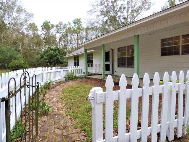 1510 Rouge Ln, Cantonment, FL 32533 (MLS #579101) :: Connell & Company Realty, Inc.