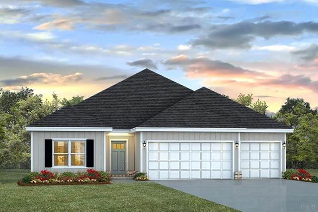 7907 Majestic Cypress Dr, Milton, FL 32583 (MLS #579123) :: Connell & Company Realty, Inc.
