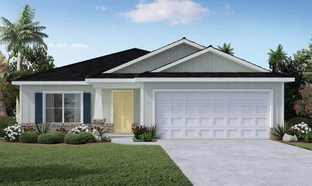 8190 Miranda St, Navarre, FL 32566 (MLS #579171) :: Coldwell Banker Coastal Realty