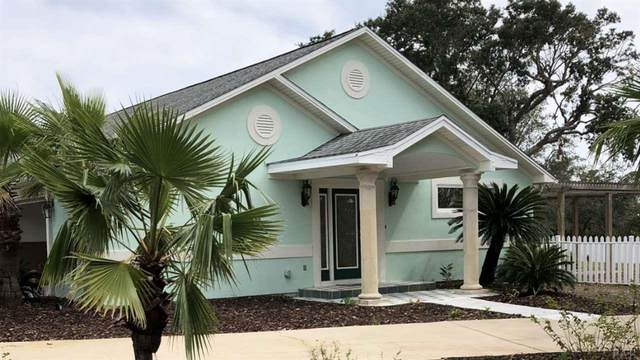 1649 Smugglers Cove Cir, Gulf Breeze, FL 32563 (MLS #579352) :: Connell & Company Realty, Inc.