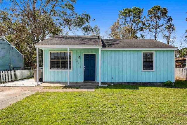 809 Bremen Ave, Pensacola, FL 32507 (MLS #579357) :: Connell & Company Realty, Inc.