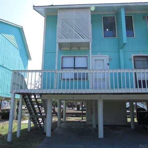 113 W 6TH AVE #7, Gulf Shores, AL 36542 (MLS #579629) :: Levin Rinke Realty
