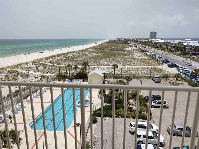 999 Ft Pickens Rd #410, Pensacola Beach, FL 32561 (MLS #579637) :: Levin Rinke Realty