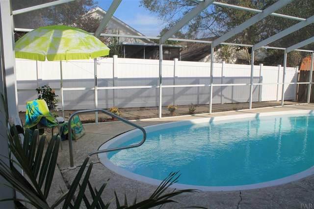 1412 Greystone Dr, Pensacola, FL 32514 (MLS #579648) :: Levin Rinke Realty