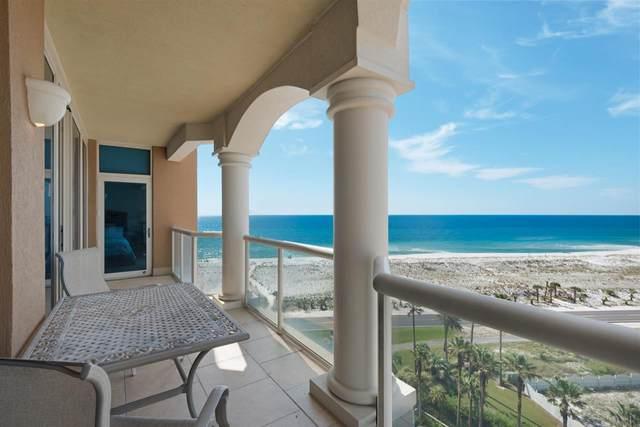 5 Portofino Dr #802, Pensacola Beach, FL 32561 (MLS #579770) :: Connell & Company Realty, Inc.