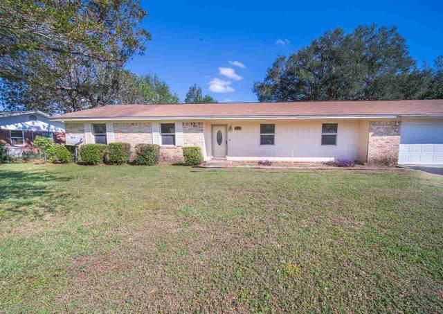 3104 Las Brisas Dr, Pensacola, FL 32526 (MLS #579810) :: Coldwell Banker Coastal Realty