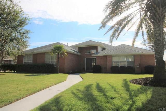 2327 Arriviste Way, Pensacola, FL 32504 (MLS #579844) :: Coldwell Banker Coastal Realty