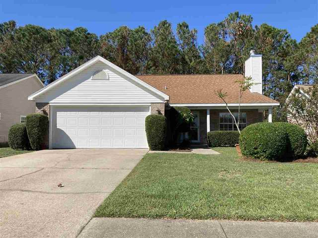 1359 Sterling Point Dr, Gulf Breeze, FL 32563 (MLS #579894) :: Levin Rinke Realty