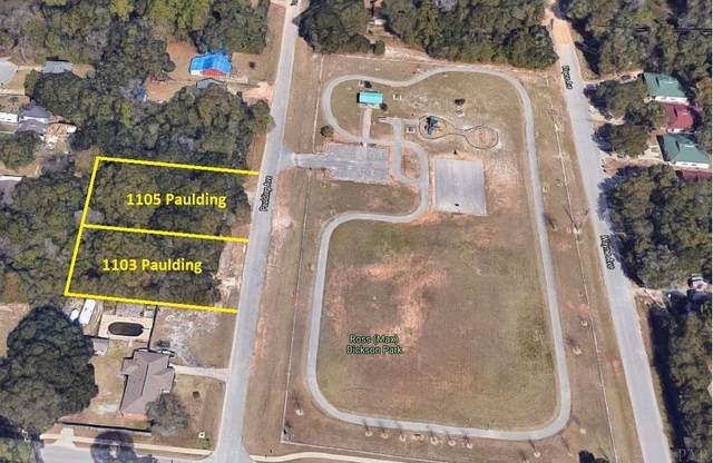 1105 Paulding Ave, Pensacola, FL 32507 (MLS #579900) :: Levin Rinke Realty