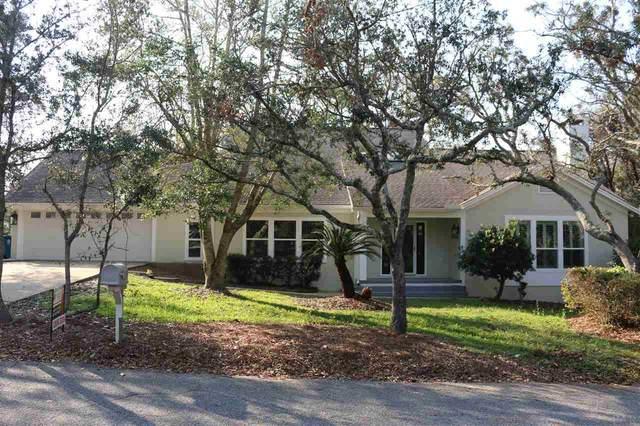 19 Mclane Rd, Gulf Breeze, FL 32561 (MLS #579945) :: Coldwell Banker Coastal Realty