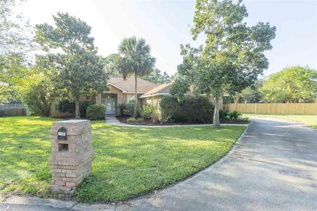 2871 Bay Heather Cir, Gulf Breeze, FL 32563 (MLS #579952) :: Levin Rinke Realty