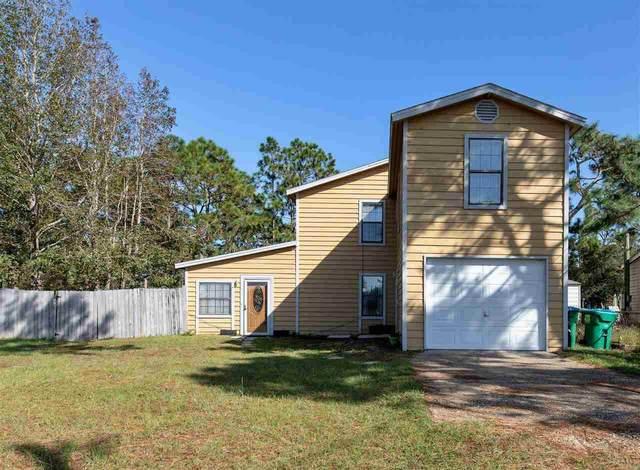 2350 Crescent Wood Rd, Navarre, FL 32566 (MLS #579979) :: Coldwell Banker Coastal Realty