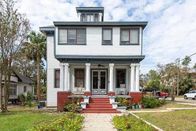 815 N Spring St, Pensacola, FL 32501 (MLS #580006) :: Coldwell Banker Coastal Realty