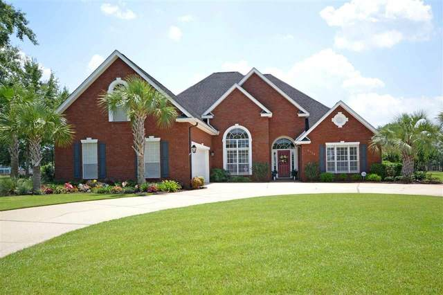 5752 Tamarack Dr, Pace, FL 32571 (MLS #580014) :: Connell & Company Realty, Inc.