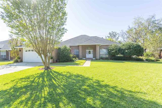 1101 Tiger Trace Blvd, Gulf Breeze, FL 32563 (MLS #580023) :: Connell & Company Realty, Inc.