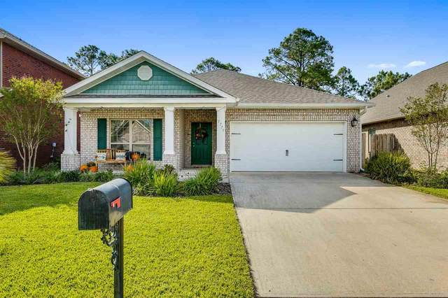 1775 Brantley Dr, Gulf Breeze, FL 32563 (MLS #580067) :: Levin Rinke Realty