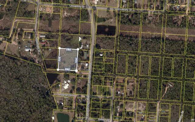 3850 Norwood St, Pace, FL 32571 (MLS #580086) :: Coldwell Banker Coastal Realty