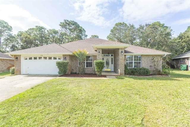 5144 Mandavilla Blvd, Gulf Breeze, FL 32563 (MLS #580094) :: Connell & Company Realty, Inc.
