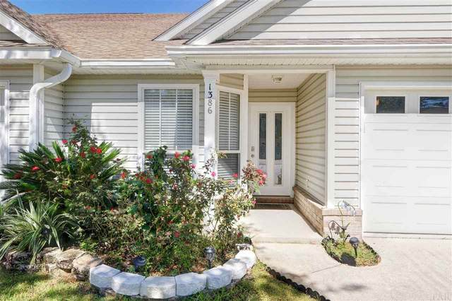 1386 Tiger Lake Dr, Gulf Breeze, FL 32563 (MLS #580103) :: Connell & Company Realty, Inc.