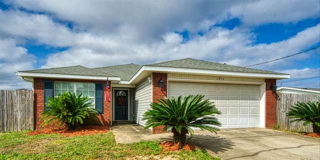 1954 Justice Cir, Gulf Breeze, FL 32563 (MLS #580111) :: Connell & Company Realty, Inc.