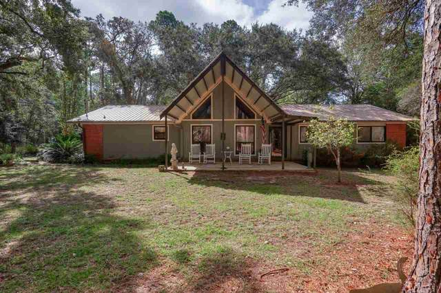 5461 Pine Barron Rd, Milton, FL 32570 (MLS #580112) :: The Kathy Justice Team - Better Homes and Gardens Real Estate Main Street Properties