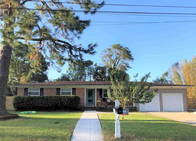 717 Nagel Dr, Pensacola, FL 32503 (MLS #580144) :: Connell & Company Realty, Inc.