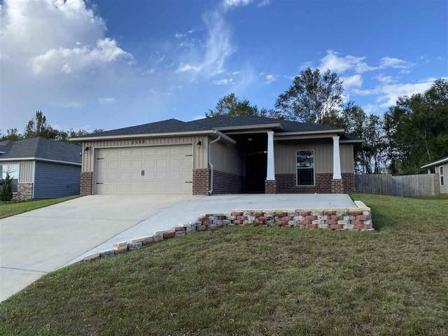 5588 Peach Dr, Pace, FL 32571 (MLS #580167) :: The Kathy Justice Team - Better Homes and Gardens Real Estate Main Street Properties