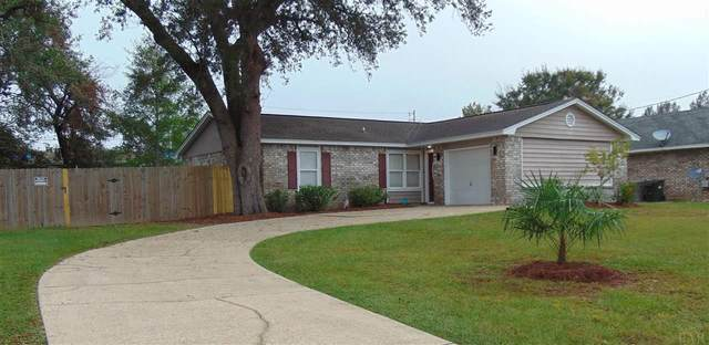 2304 Windstone Dr, Pensacola, FL 32526 (MLS #580195) :: The Kathy Justice Team - Better Homes and Gardens Real Estate Main Street Properties