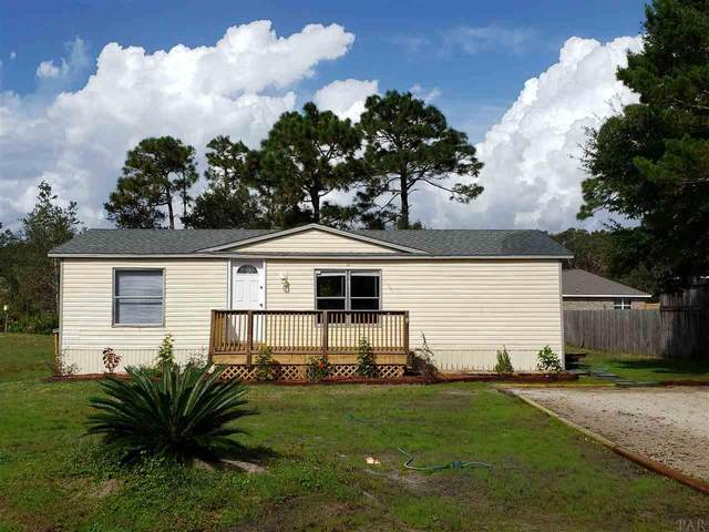 5418 Stagecoach Trl, Gulf Breeze, FL 32563 (MLS #580199) :: Coldwell Banker Coastal Realty