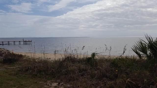 1513 E Sonia St, Pensacola, FL 32502 (MLS #580229) :: Coldwell Banker Coastal Realty