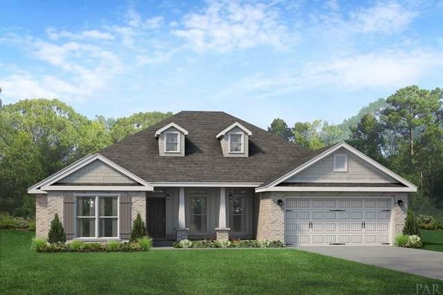 5171 Terra Lake Cir, Pensacola, FL 32507 (MLS #580262) :: Coldwell Banker Coastal Realty