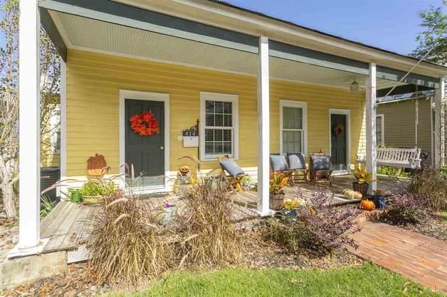414 E Intendencia, Pensacola, FL 32502 (MLS #580273) :: Coldwell Banker Coastal Realty