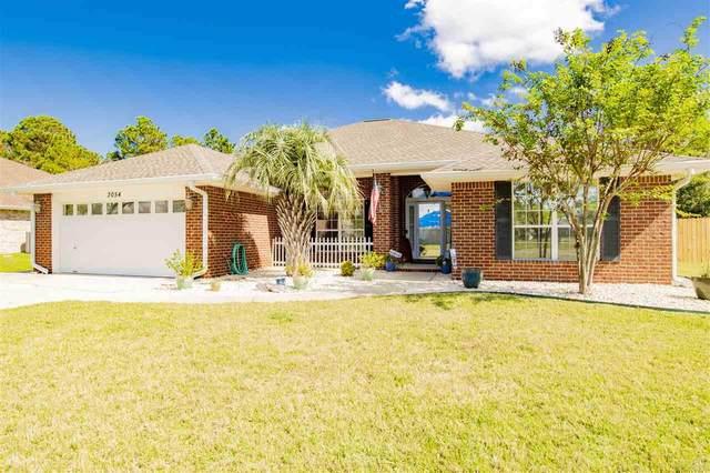 3054 Concho Dr, Pensacola, FL 32507 (MLS #580305) :: Coldwell Banker Coastal Realty
